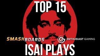 Best of Smash - Top 15 Isai Plays - Super Smash Bros.