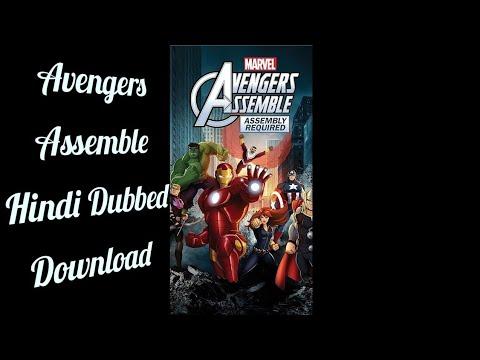 Download Avengers assemble season 1 episode hindi (dubbed) download