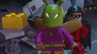 LEGO Batman 3 - The Watchtower 100% Guide (All Collectibles)