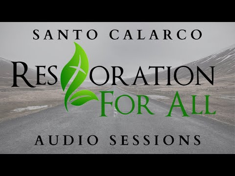 Santo Calarco - New Concepts of Grace - Sin Does NOT Separate Us From God