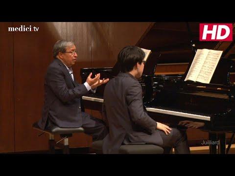 Master Class: Murray Perahia - Johann Sebastian Bach: French Suite No.5 in G Major