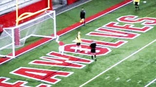 Soccer Player Epically Trolls Goalie (VIDEO)