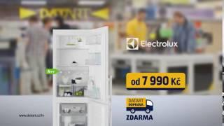 Chladničky Electrolux se službou DATART doprava zdarma