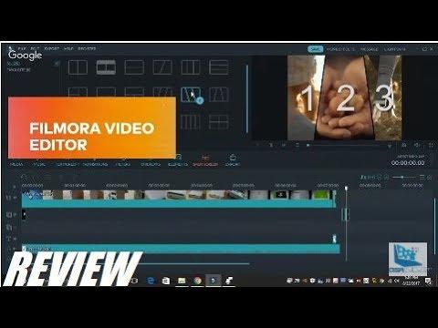 filmora 9 review
