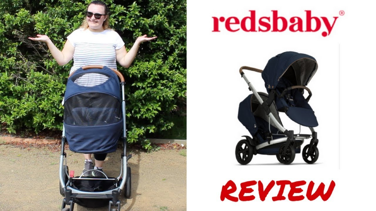 Double Pram Australia Reviews Redsbaby Pram Mum Review 2018 Baby Pram Review Australia