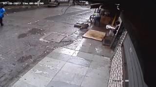 DD TV ANCHOR DEAD CCTV CAMARA