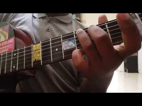 TEUKU RYZKI - HATI VS NYALI (ADA CINTA DI SMA) COVER SIMPLE (chord Di Deskripsi)