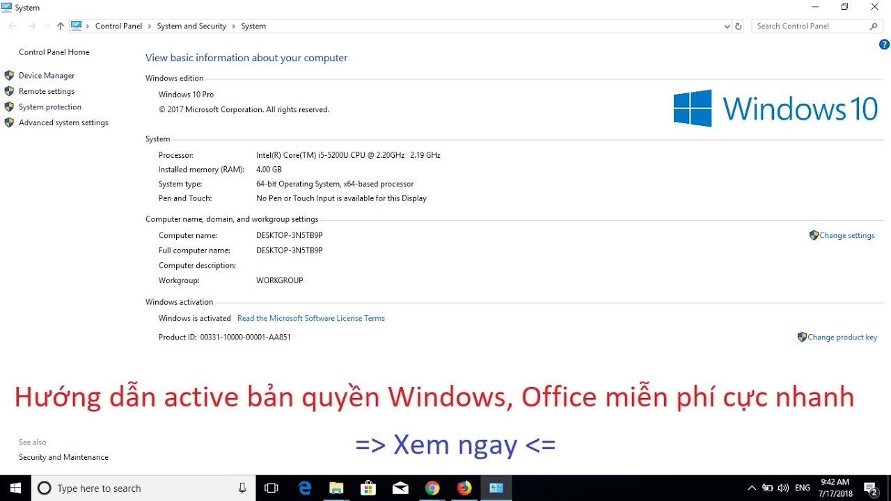 Cách sử dụng Microsoft Toolkit active Windows, Office miễn phí