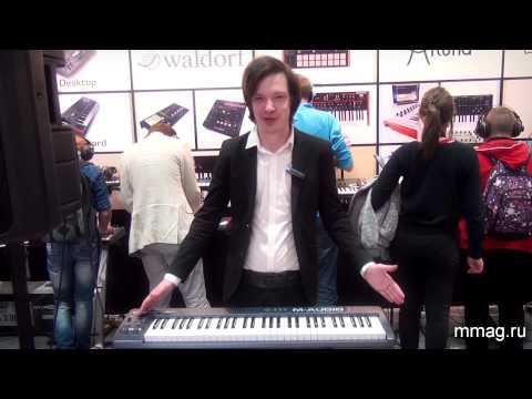 mmag.ru: M-Audio keystation 61 - MIDI-клавиатура