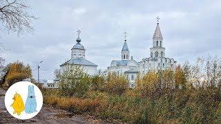 Коряжемский Николаевский монастырь, Коряжма