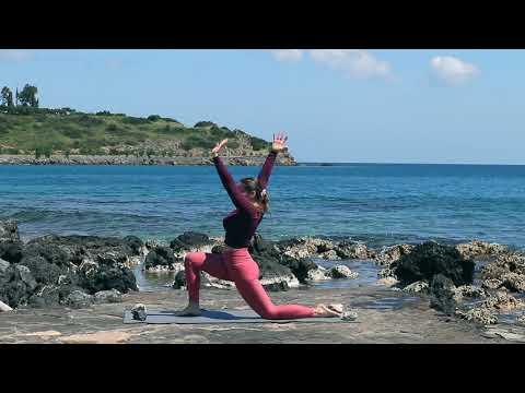 Minos Beach Art Hotel | Yoga By The Sea