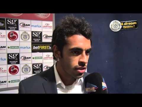 Sergio Junior Dutra na Lokeren - Waasland-B 3-0