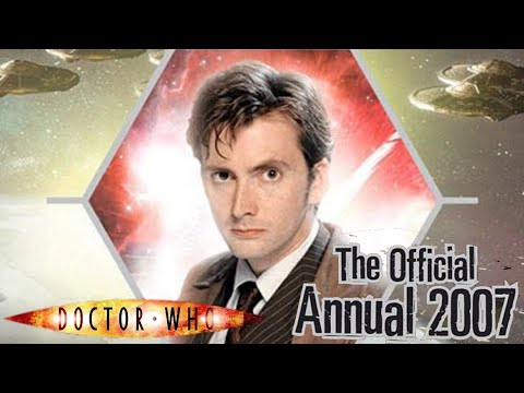 REVIEW: Doctor Who 2007 annual