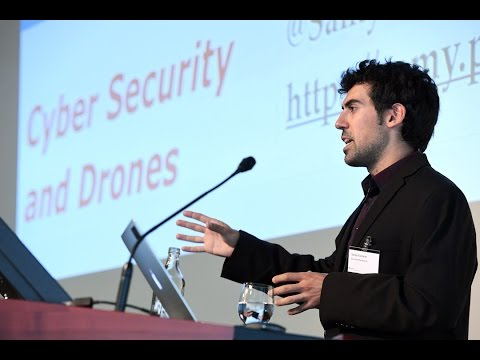 We can take any drones, hack into them and control them - Samy Kamkar, hacker