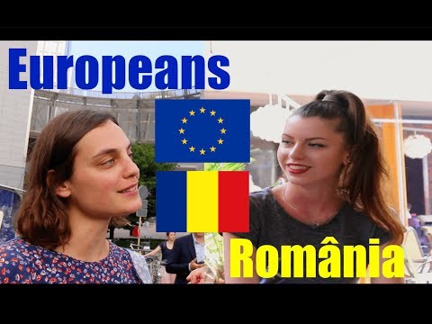 What do other Europeans really think of Romania? | Ce cred a