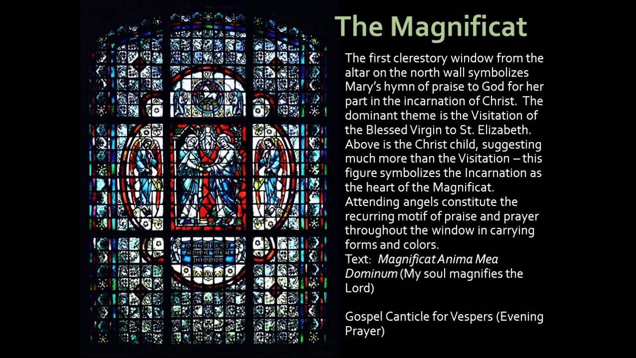 Magnificat Latin