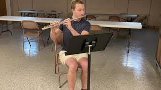 God Bless America   Flute Clarinet 1