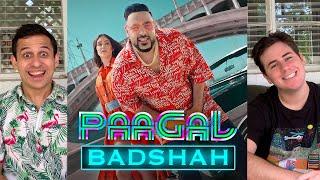 Badshah   Paagal   Reaction!