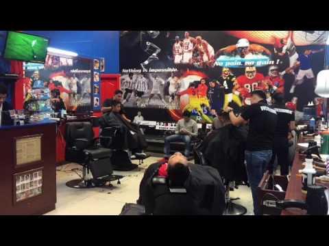 La barberia deportiva mas sensacional de Honduras. Sports Barbershop!