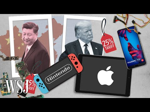 Apple,  Nintendo and Huawei: The Future of 'Made in China' | WSJ