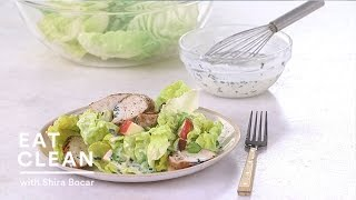Healthy Grilled Chicken Waldorf Salad - Eat Clean With Shira Bocar