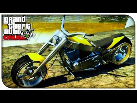 "GTA 5 Online - NEW ""LCC Innovation Chopper"" Showcase (Customization, Price & More) [GTA V]"