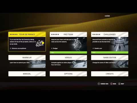 Lets Play Tour De France 2015 on Xbox One