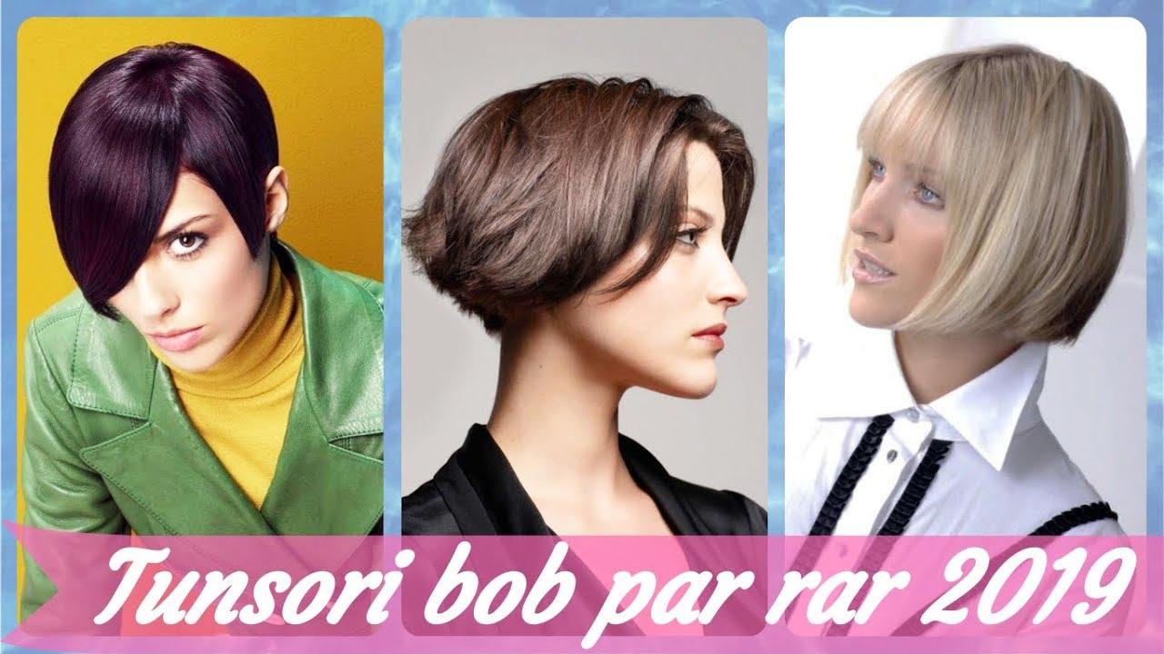 Top 20 Modele De Tunsori Bob Par Rar 2019 Youtube