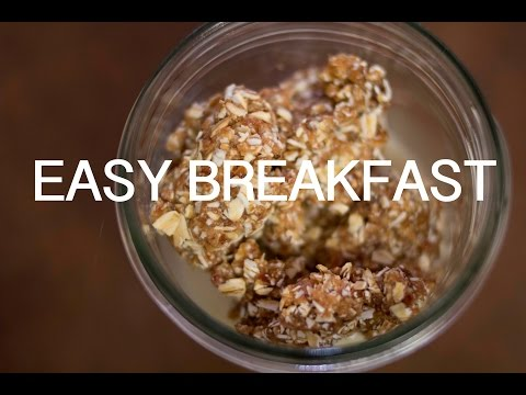 EASY Oats And Dates Recipe | VEGAN