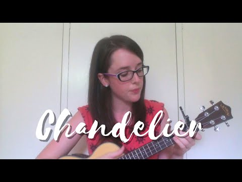 Chandelier - Sia Cover (Ukulele) - YouTube