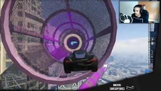 Video de GTA 5 Carreras Acrobáticas: El mapa esta en mi contra.