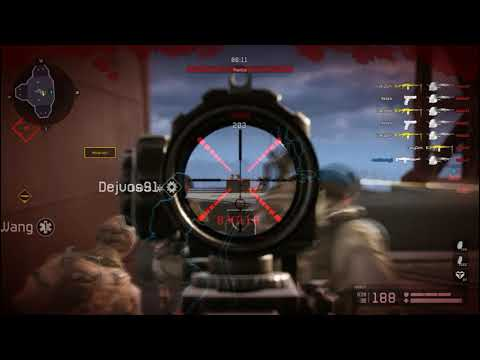 Warface insane Pripyat END with *PVE-BEASTS*