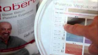 Préparation du mélange - Béton Ciré Robert Longechal