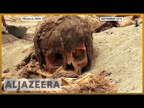 🇵🇪 Peru: Ancient mass graves of child sacrifice victims unearthed | Al Jazeera English