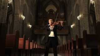 Kyung Wha Chung - Bach Chaconne. The Return to London, 2 December 2014