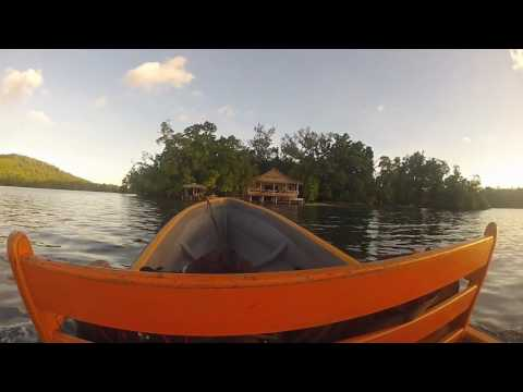 Escape to paradise - Matikuri Eco Lodge (Morovo Lagoon, Solomon Islands)