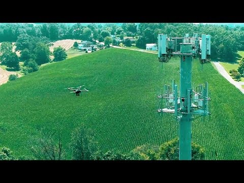 Drone Cell Tower Inspection, Survey, Thermal Imaging & LIDAR - ABJ Drones