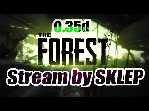 The Forest обновление 0.35d - запись стрима со Склепом