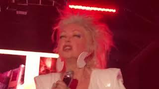 Cyndi Lauper at World Pride