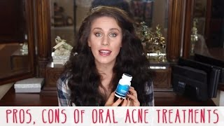 Antibiotics vs. Supplements: Pros & Cons Of Oral Acne Treatments | Cassandra Bankson