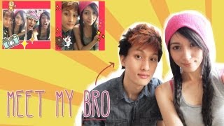 Meet my Brother 【The Sibling Tag!】   Annchirisu