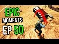 PUBG: Epic & Lucky Moments Ep. 50
