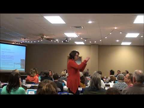 Women in Ag Event 2018 Mykel Taylor Kansas Land Values & Rental Rates