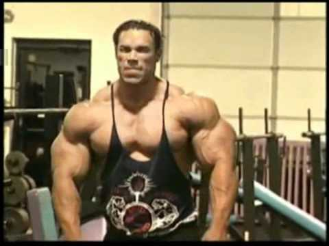 Kevin Levrone tribute (Creed - My Sacrifice)