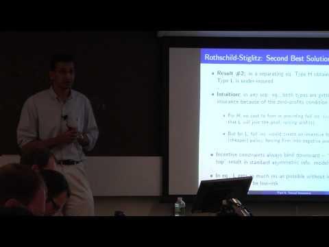 Topic 6: Social Insurance Part 1 | Econ2450A: Public Economics