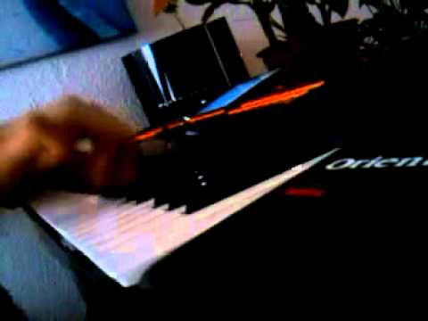 Freestyle Oriental Flute GEM WK 8 SE [DJ-Lamá]