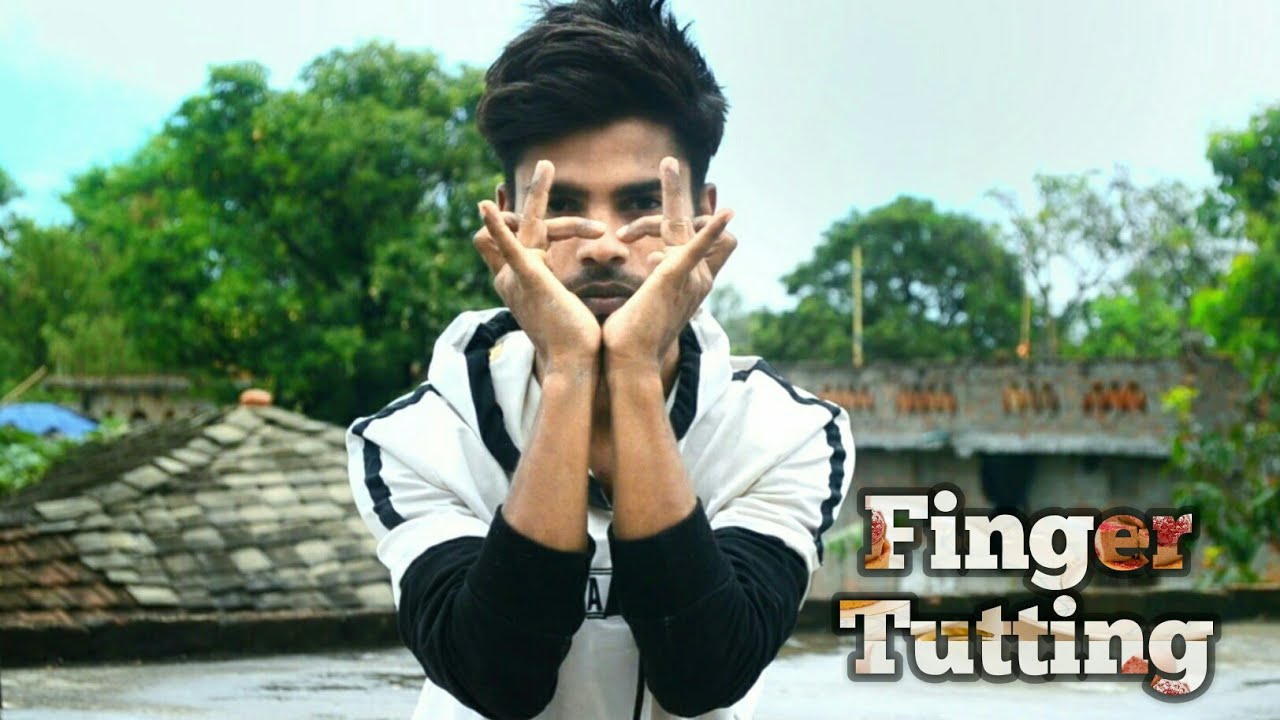 Download Greasy Finger | Finger Tutting | Finger Dance | Tutorial By Purushotam |
