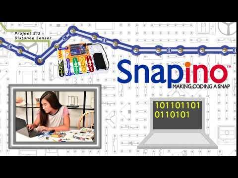 Snapino - Elenco Electronics