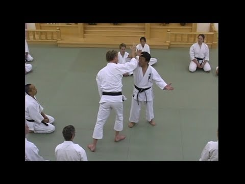 Video from 2005 Aikido camp at Boulder Colorado.