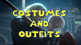[Costumes / Outfits] Lightning Returns: Final Fantasy XIII (Working 100%) PS3 + XBOX
